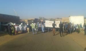 النيملان مواجهات عنيفة بين قوات من الحرس الوطني ومتظاهرين