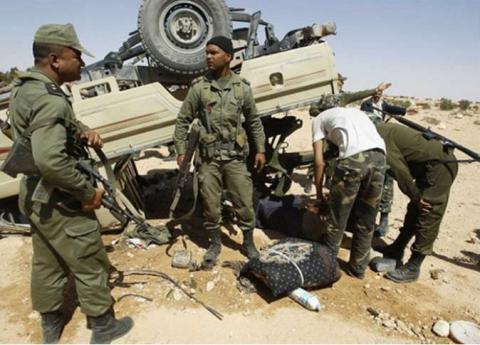 ازويرات: عناصر من الجيش تطلق الذخيرة الحية على تاجر