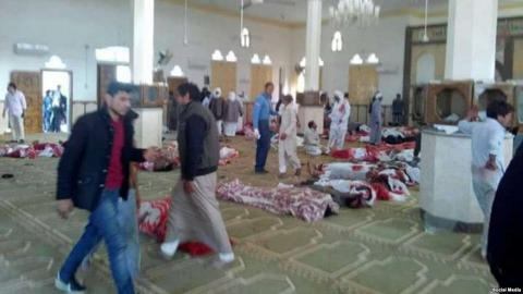 السيسي يتاجر بدماء المصريين من أجل جلب تمويلات ومنح غربية بحجة محاربة الإرهاب