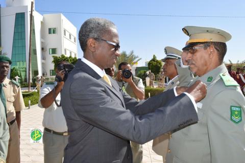 موريتانيا: ترقية لعدد من الضباط الى رتبة لوائاء وفريق (تفاصيل)