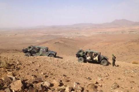 مشادات على الحدود المويتانية أثناء تسليم مطلوب مغربي