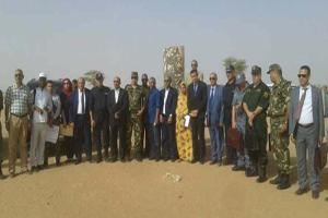 فتح معبر بين موريتانيا و الجزائر نقلة نوعية فى علاقات البلدين (تفاصيل)
