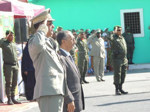 موريتانيا: الجمارك تخلد يومها العالمي بمقرها في ميناء الصداقة