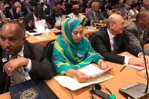 انتصار دبلوماسي لموريتانيا في الجمعية البرلمانية المشتركة للاتحاد الأفريقي، الكاريبي والمحيط الهادئ (تفاصيل)