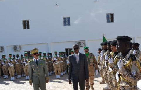نواكشوط: توشيح عدد من ضباط المؤسسة العسكرية