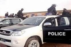 الأمن الوطني يلقي القبض على  لاجئين ماليين بتهمة قتل شاب موريتاني في توجنين