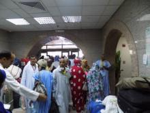 موريتانيا: انطلاق أعمال تفويج حجاج