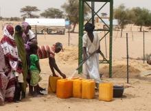 شركة المياه ترهق كاهل الفقراء في باركيول