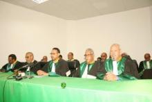 موريتانيا: رئيس وأعضاء جدد للجنة المسابقات يؤدون اليمين