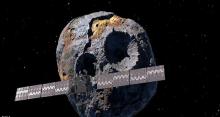 """وكالة """"ناسا"""" تكشف عن كويكب قيمته"""" 10 آلاف مليون مليار"""" دولار"""