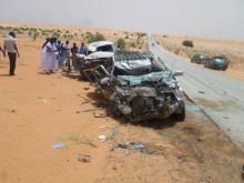 موريتانيا: وفاة عدة أشخاص جراء حادث سير لليوم الثاني (تفاصيل)