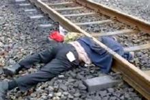 انواذيبو: وفاة شاب إثر دهس قطار السكة له