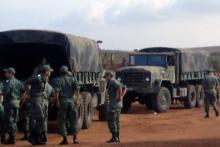 الجيش المغربي يتحرك نحو الكركرات (تفاصيل)