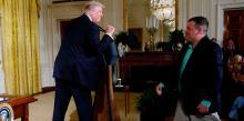 الرئيس الأمريكي: قرار المحكمة العليا بشأن حظر السفر انتصار واضح