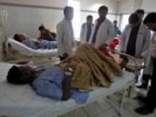 142 قتيلا في حادث قطار مروع في الهند
