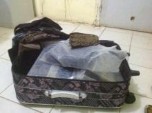 العثور على شحنة مخدرات بداخل إحدى شركات النقل الخصوصي بمدينة كيفة