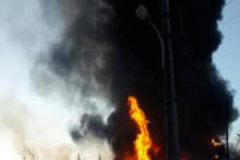 نواكشوط: حريق في سوكوجيم يهدد محطة كهربائية