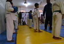 انطلاق منافاسات التايكوندو في موريتانيا
