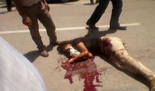 رجل يقدم على قتل زوجته في حي دار السلام بمقاطعة دار النعيم