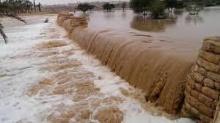 ابار جوفية وبحيرات صناعية لتخزين مياه السيول تحسبا للجفاف (بيان صحفى)
