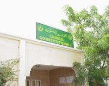 جدل حول تعيين أعضاء جدد في المجلس الدستوري الموريتاني
